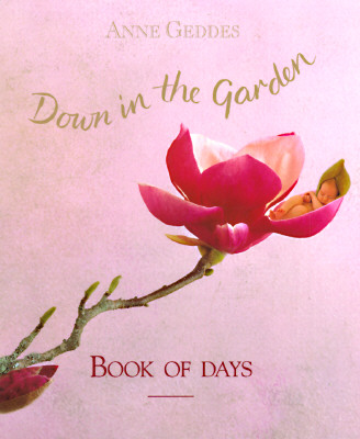 Image for Down in the Garden: Book of Days