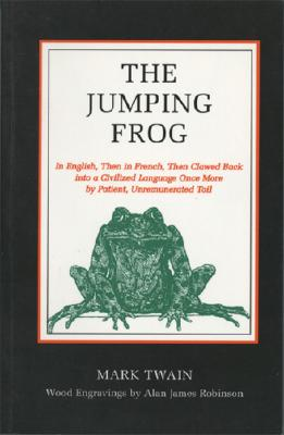 Image for The Jumping Frog
