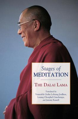 Image for STAGES OF MEDITATION