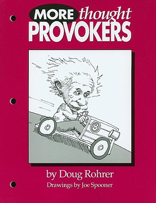 Image for More Thought Provokers