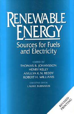 Image for Renewable Energy: Sources For Fuels And Electricity