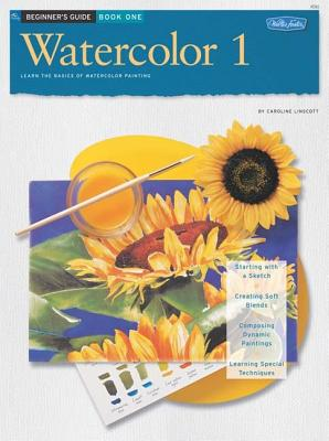 Watercolor: Watercolor 1 (How to Draw & Paint), Linscott, Caroline