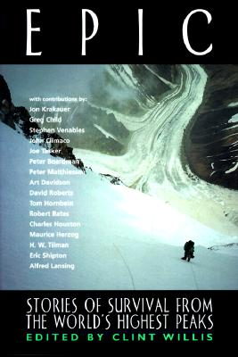 Image for Epic : Stories of Survival from the Worlds Highest Peaks