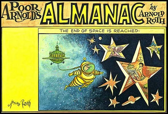 Image for Poor Arnold's Almanac (Fantagraphics)