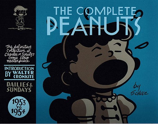 Image for The Complete Peanuts 1953-1954