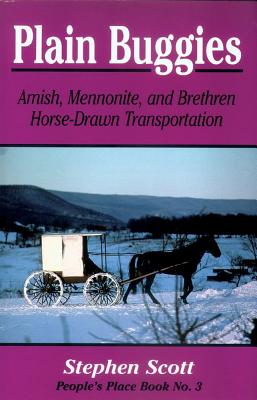 Image for Plain Buggies : Amish, Mennonite, and Brethren Horse-Drawn Transportation