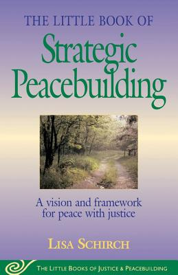 Image for LITTLE BOOK OF STRATEGIC PEACEBUILDING