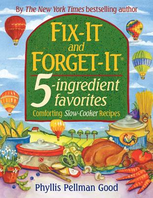 Image for Fix-it And Forget-it 5-ingredient Favorites