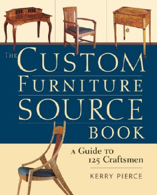 Image for CUSTOM FURNITURE SOURCEBOOK : A GUIDE TO