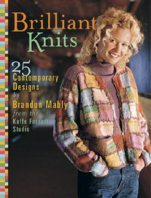 Image for Brilliant Knits: 25 Contemporary Knitwear Designs from the Kaffe Fassett Studio