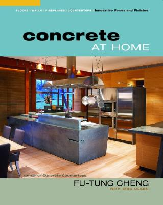 Image for Concrete at Home: Innovative Forms and Finishes