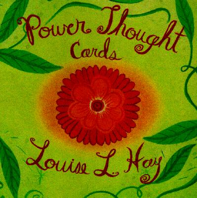 Power Thought Cards: A 64 Card Deck (Box Set), Hay, Louise