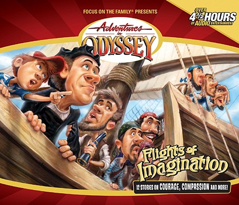 Image for Vol 16 Flights of Imagination The Adventures in Odyssey