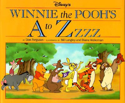 Image for Disney's Winnie the Pooh's A to ZZzz