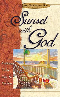 Image for Sunset With God (Quiet Moments With God)