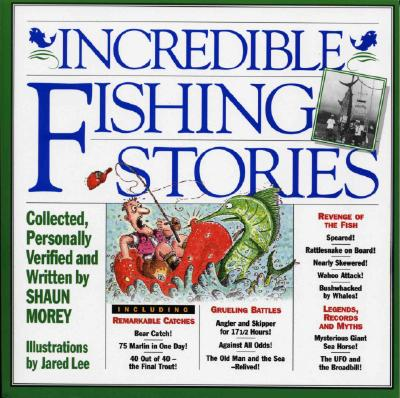 Image for Incredible Fishing Stories