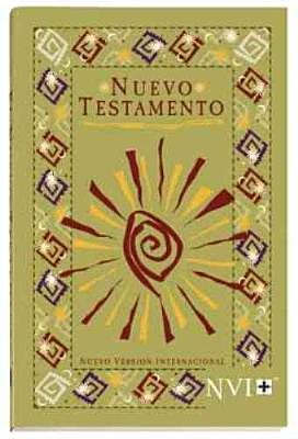 Image for New Testament: Nueva Version International, Green Fiesta (Spanish Edition)