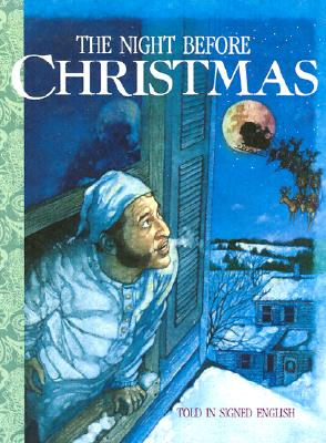 Image for The Night Before Christmas: Told in Signed English