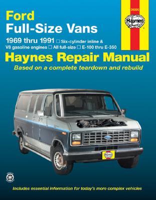 Ford Van, 1969-1991 (Haynes Manuals), JOHN HAYNES