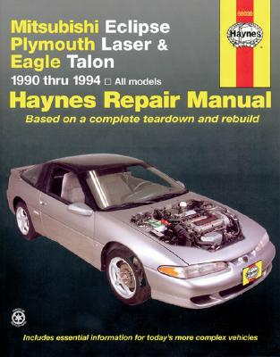 Image for Mitsubishi Eclipse Plymouth Laser Eagle Talon Automotive Repair