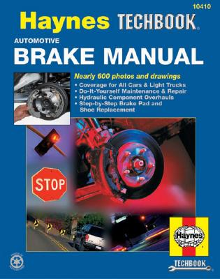 Image for Automotive Brake Manual (10410) Haynes Techbook