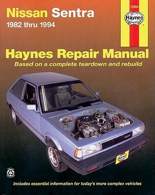 Image for Nissan Sentra '82'94 (Haynes Repair Manuals)