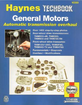 Image for GM Automatic Transmission Overhaul (Haynes Repair Manuals)