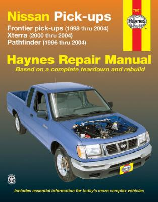 Image for HAYNES NISSAN PICK-UPS