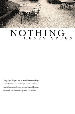 Image for Nothing (British Literature)