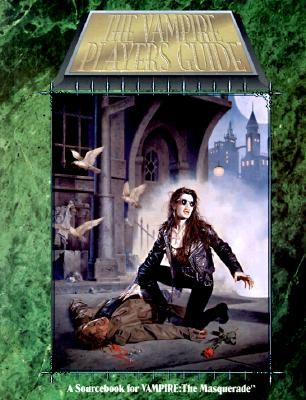 *OP Vampire Players Guide 2nd Ed., Andrew Greenberg