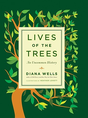 Image for Lives of the Trees: An Uncommon History