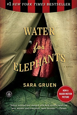 WATER FOR ELEPHANTS -- BARGAIN BOOK, GRUEN, SARA