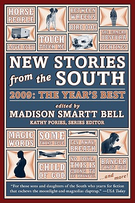 Image for New Stories from the South 2009