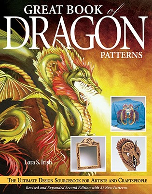 Image for Great Book of Dragon Patterns 2nd Edition: The Ultimate Design Sourcebook for Artists and Craftspeople