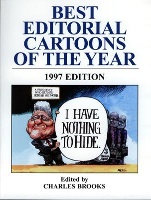 Image for Best Editorial Cartoons of the Year: 1997 edition