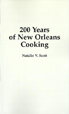 Image for 200 Years of New Orleans Cooking
