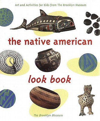 Image for NATIVE AMERICAN LOOK BOOK