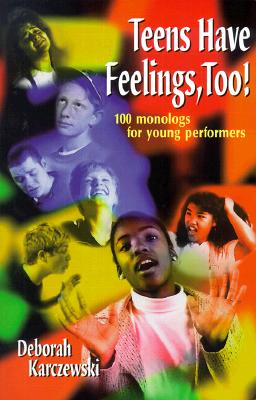Image for TEENS HAVE FEELINGS  TOO !