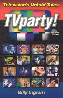 TV Party [With CDROM], Billy Ingram