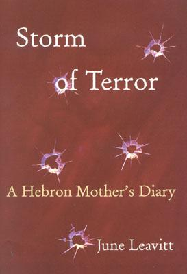 Image for Storm of Terror: A Hebron Mother's Diary