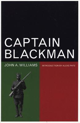 Captain Blackman (Black Art Movement), John A. Williams