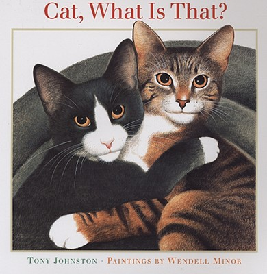 Cat, What Is That?, Tony Johnston