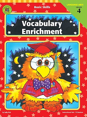 Image for Basic Skills Vocabulary Enrichment, Grade 4