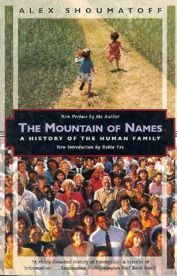 Image for MOUNTAIN OF NAMES