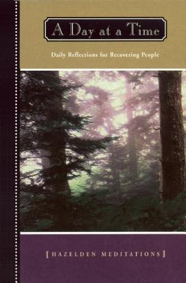 Image for A Day at a Time: Daily Reflections for Recovering People (Hazelden Meditations)