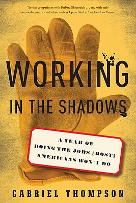 Working in the Shadows, Thompson, Gabriel