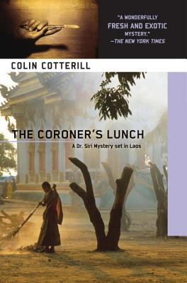 The Coroner's Lunch, Cotterill, Colin