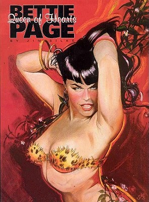 Bettie Page - Queen of Hearts, Silke, Jim