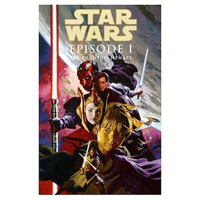 Image for STAR WARS EPISODE I: THE PHANTOM MENACE [GRAPHIC NOVEL]
