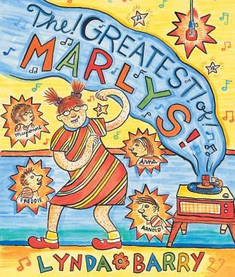 Image for GREATEST OF MARLYS, THE